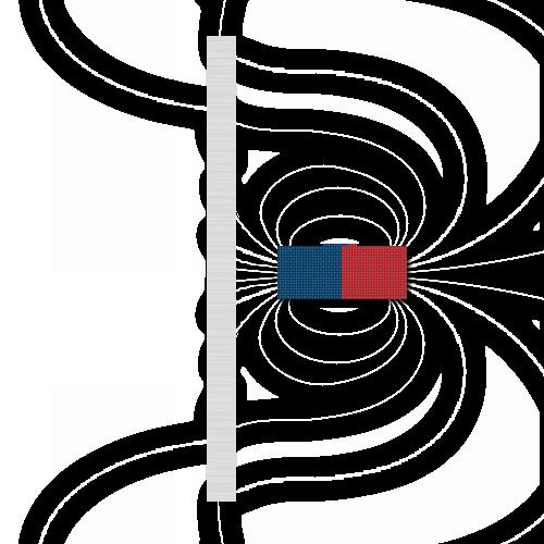 Blocarea câmpurilor magnetice